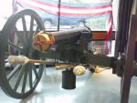Civil War Cannon by DeSynchronizer
