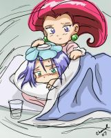 Sick Chibs-Team Rocket by Chamel413