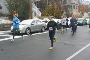 2014 Gobble Gobble Turkey Run,Serious Bird Brain by Miss-Tbones