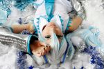 Snow Miku - Vocaloid by JuTsukinoOfficial