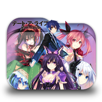 Date A Live icon by tatas18