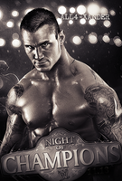 WWE Night of Champions 2011 by All4-Xander