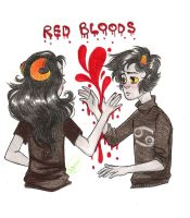 Red Bloods by Aymeysa