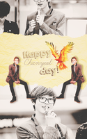 Happy Chanyeol day! by lucouleur-bh