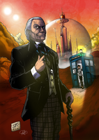 The First Doctor by supinternets