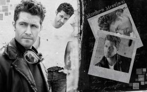 Matthew Morrison Wallpaper by lilmisscoolio