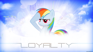 Wallpaper - Loyalty by romus91