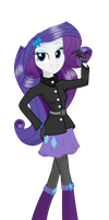 Stylish Rarity by DeannaPhantom13