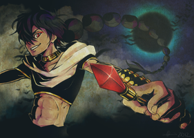 MAGI of Darkness by lol-Jokes