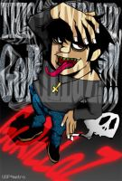 Murdoc by metroground