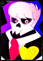 Mystery Skulls - Ghost by LillithMalice