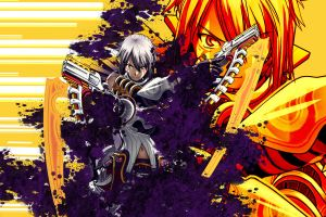 Haseo by Synrite