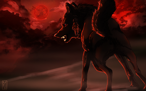 Trade - Blood Moon by Mara-Elle