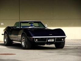 corvette stingray II by AmericanMuscle