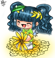 Gaia Chibi: SlipperSecks by Alethea-sama