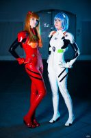 NERV by Rinaca-Cosplay