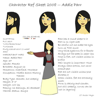 Addie Profile-Colored by Nambs