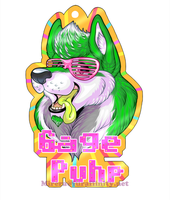 BLFC Gage Puhp Badge by Mirera