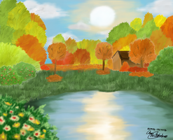 Autumn by Artistic-Ana