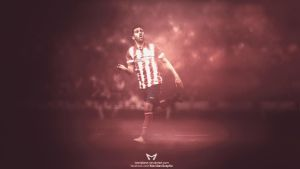 David Villa by Meridiann