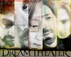 Dream Theater by puppiesonacid