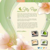 My Persoanl Page by Ambrozial