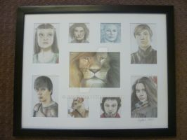 Narnia Body Of Work by Narniakid
