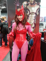 Scarlett Witch (Bishoujo Ver.) by StealthNinja5