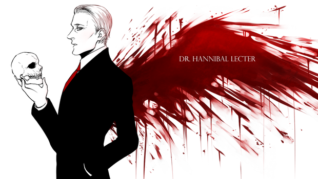 Hannibal: The Bloodstained Angel by ManiacLaugh