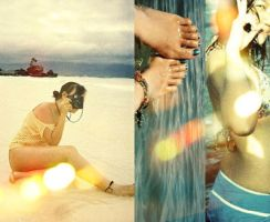 I Heart Summer by lomocotion