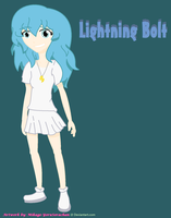 Lightning Bolt (Commission/Artwork Request) by Mikage-YoshinoAnerin