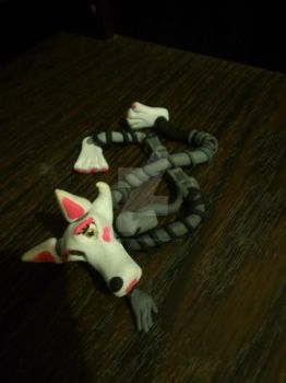 Woe is Mangle by Loves-To-Derp