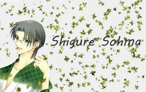 Shigure Sohma wallpaper by nikkikate18