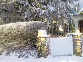 snow and light by yellow-submarine7