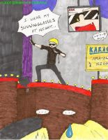 Wesker's Night Off... by Edward-the-Oblivious