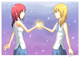 KHII: This Fruit We Share... by chocoga