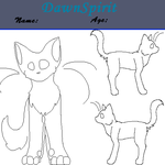 DawnSpirit blank reference sheet by Sunfury538