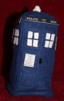 The TARDIS(For Sale) by LoveGaara06