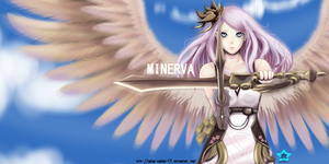 Minerva (cropped version) by EminA-SakurA-17