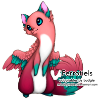 Kallicalico : Dragonfruit by MCAdopts
