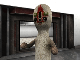 SCP Containment Breach by droctogonadonkey