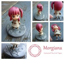 Morgiana - Custom One-Coin Figure by CrowMaiden
