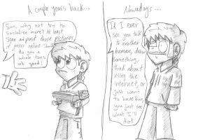Parent Logic by theINAshow