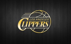 Los Angeles Clippers Gold by danielboveportillo