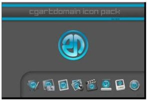 CGartDomain Icon Pack by Staxxy