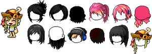 || Hair Release - #2 by CreativeKrissy
