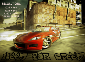 NFS-pro street wallpapers by alan157