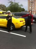 YELLOW CAR! by theenvylover