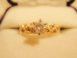 Mothers Engagement Ring by DJKitty579