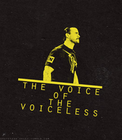 Voice of the Voiceless by Jinnxx